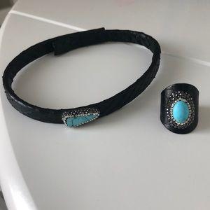 Jewelry - Druzy Set